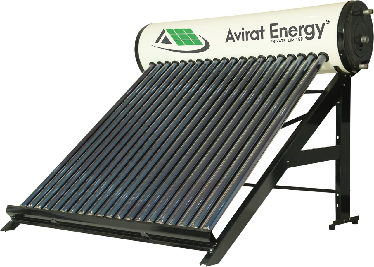 ETC type Solar Water heater -150 Ltr